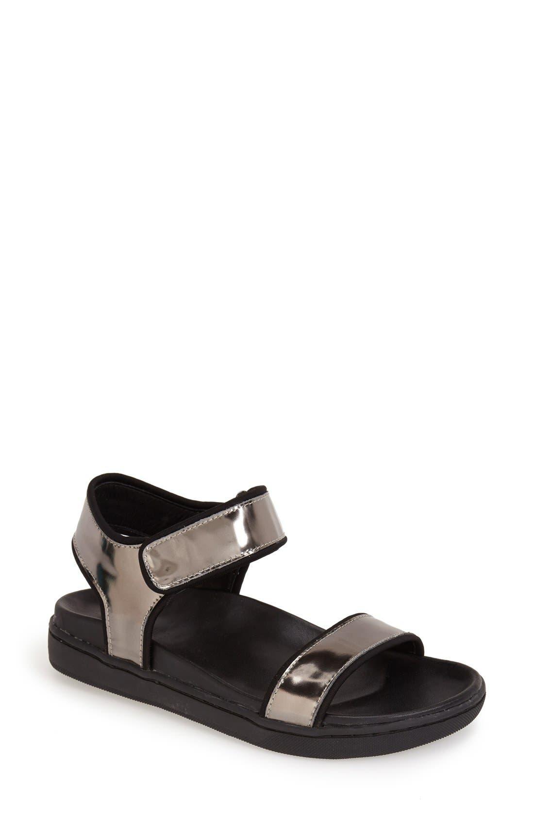 Alternate Image 1 Selected - Ateljé 71 'Astra' Two Strap Sandal (Women)