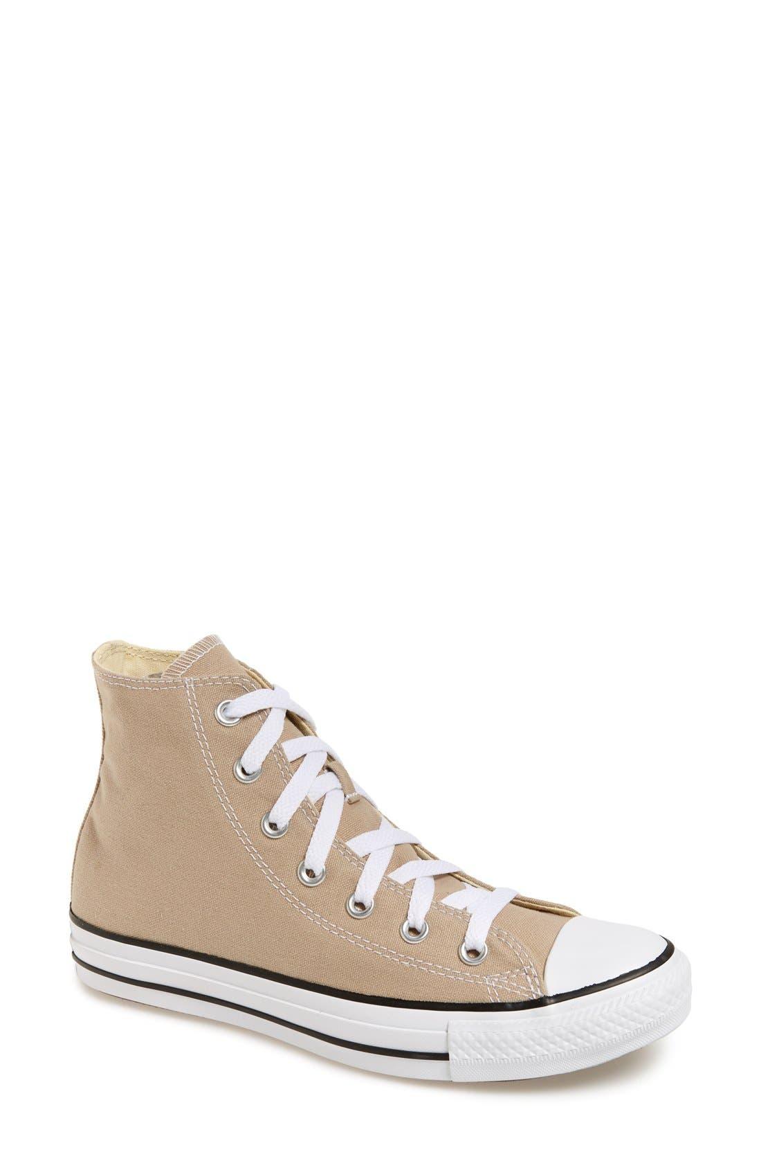 Alternate Image 1 Selected - Converse Chuck Taylor® All Star®' Seasonal' High Top Sneaker (Women)