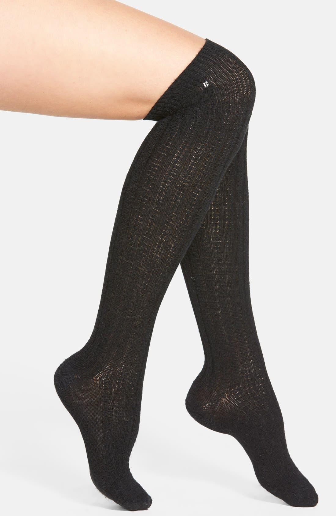 Alternate Image 1 Selected - Stance 'SoHo' Over the Knee Socks
