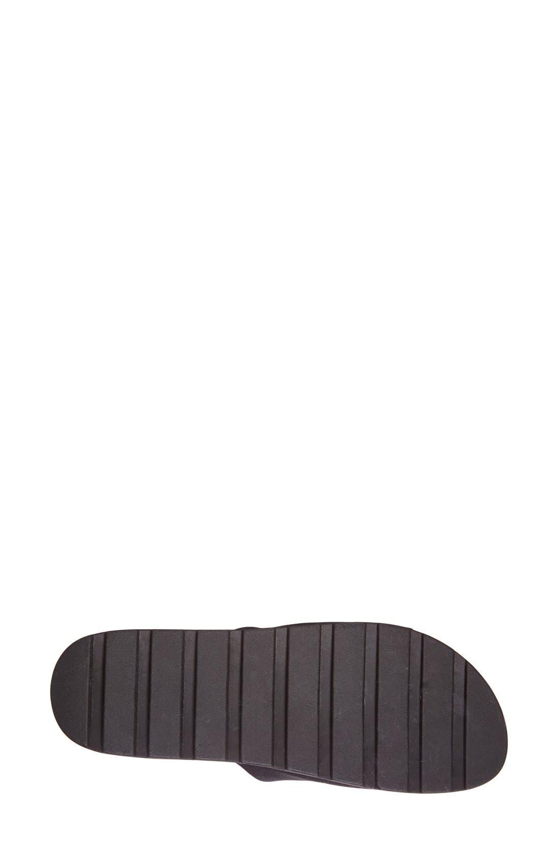 Alternate Image 4  - JSlides 'Telly' Flatform Slide Sandal (Women)