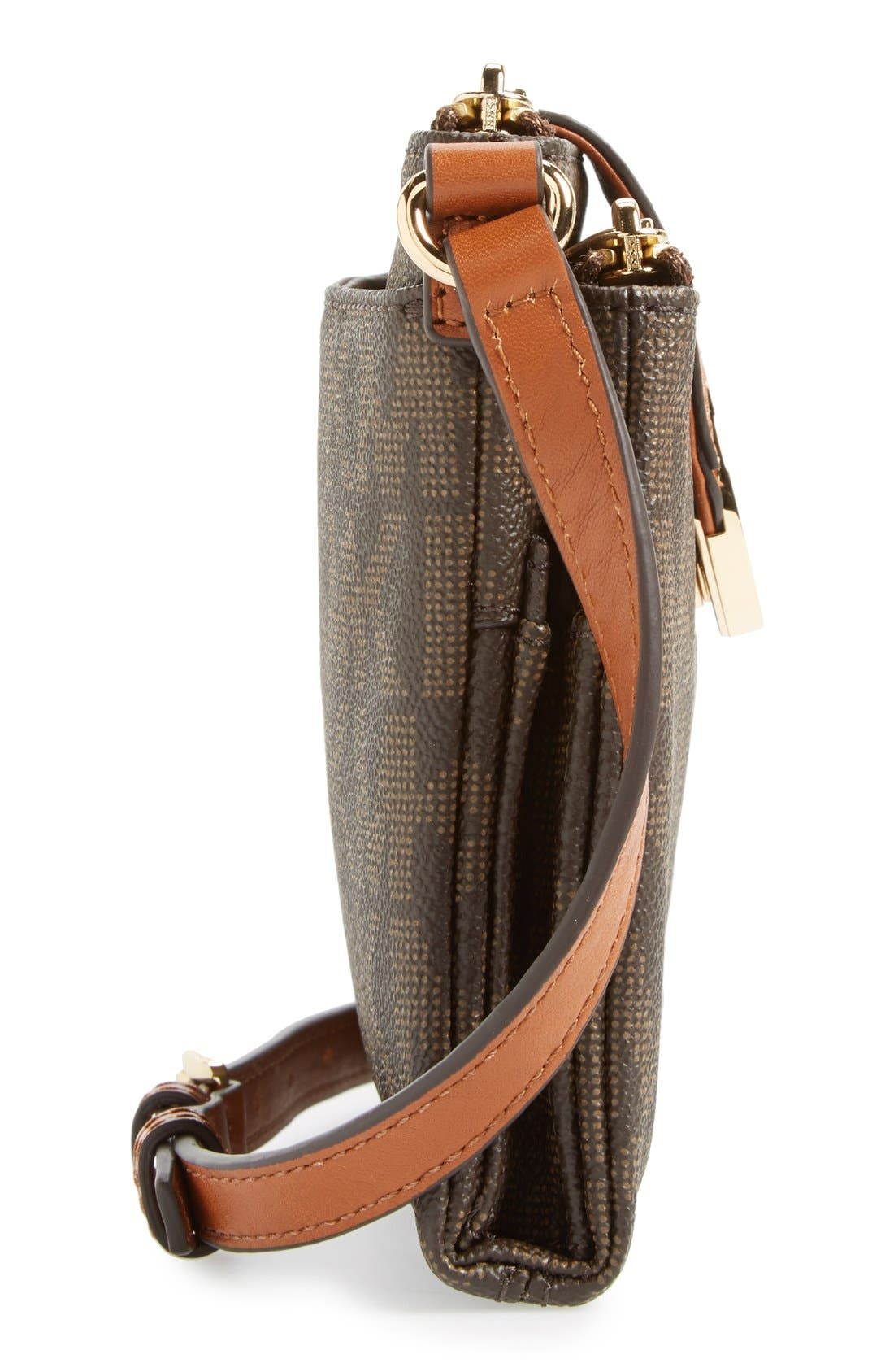 Alternate Image 5  - MICHAEL Michael Kors 'Fulton - Large' Crossbody Bag