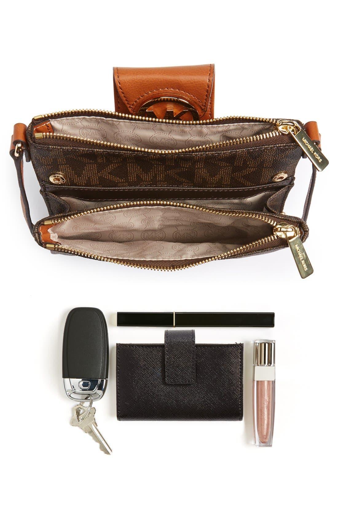Alternate Image 7  - MICHAEL Michael Kors 'Fulton - Large' Crossbody Bag