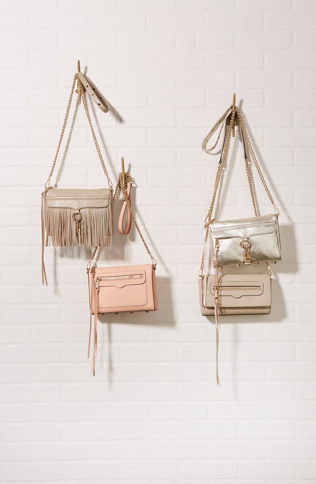Alternate Image 9  - Rebecca Minkoff 'Mini MAC' Convertible Crossbody Bag
