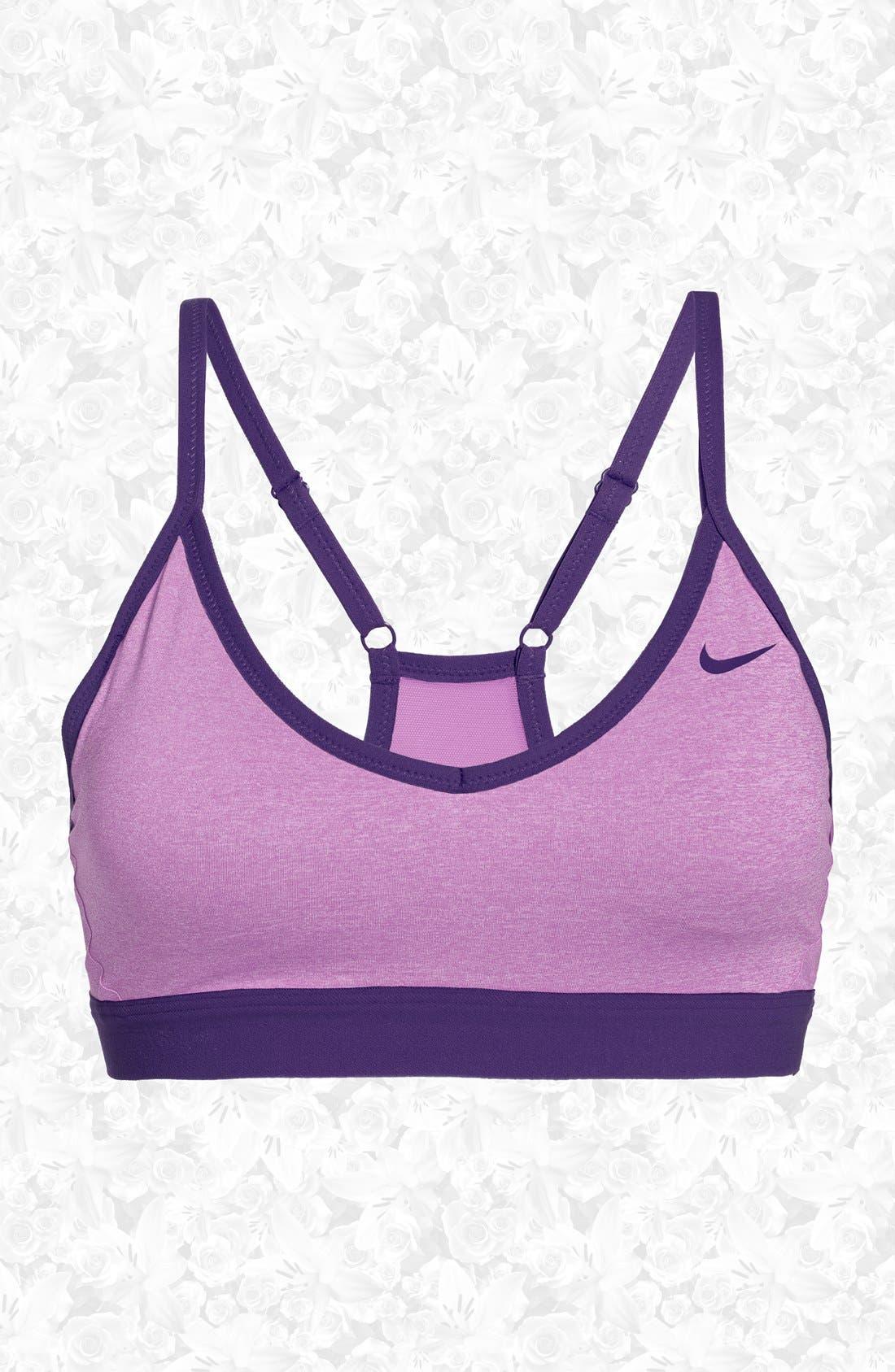 Alternate Image 1 Selected - Nike 'Pro Indy' Dri-FIT Sports Bra