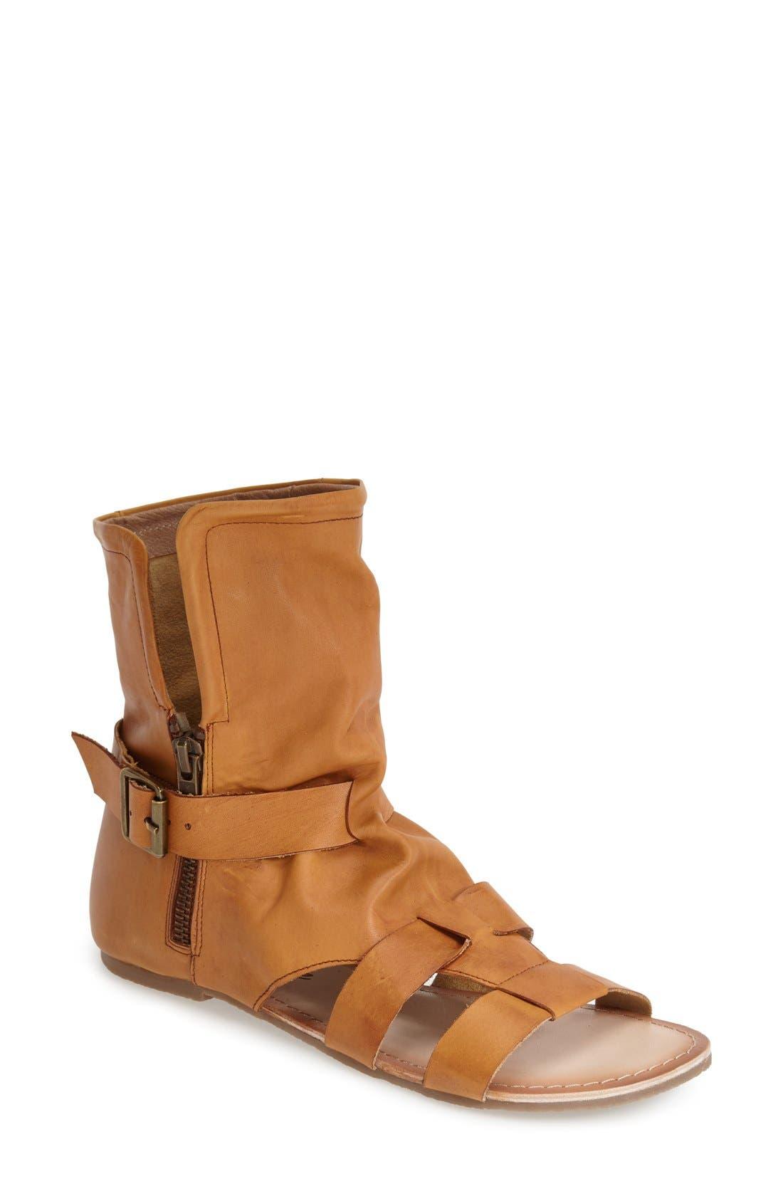 Alternate Image 1 Selected - Matisse Gladiator Sandal (Women)