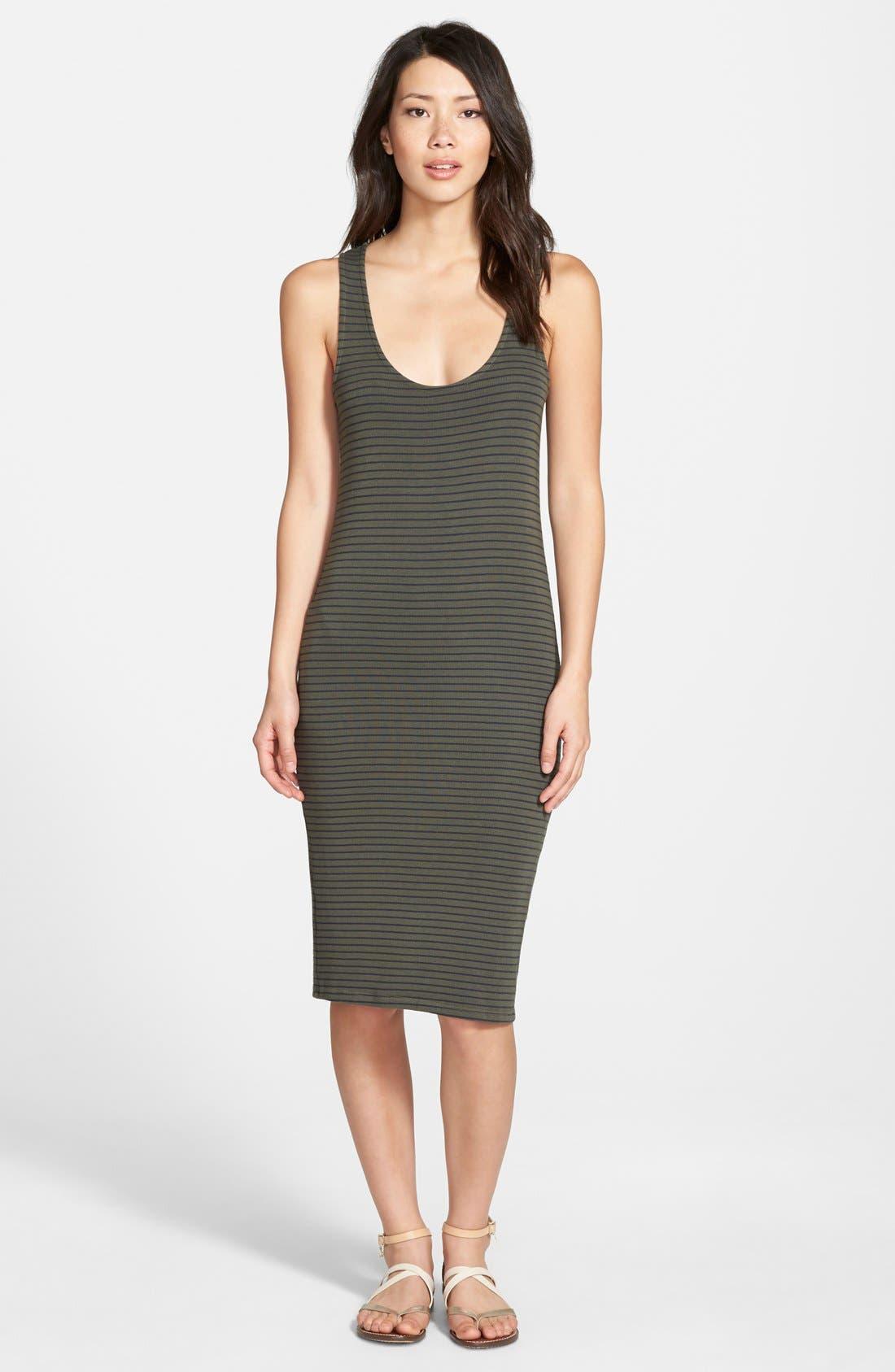 Main Image - Splendid Stripe Tank Dress