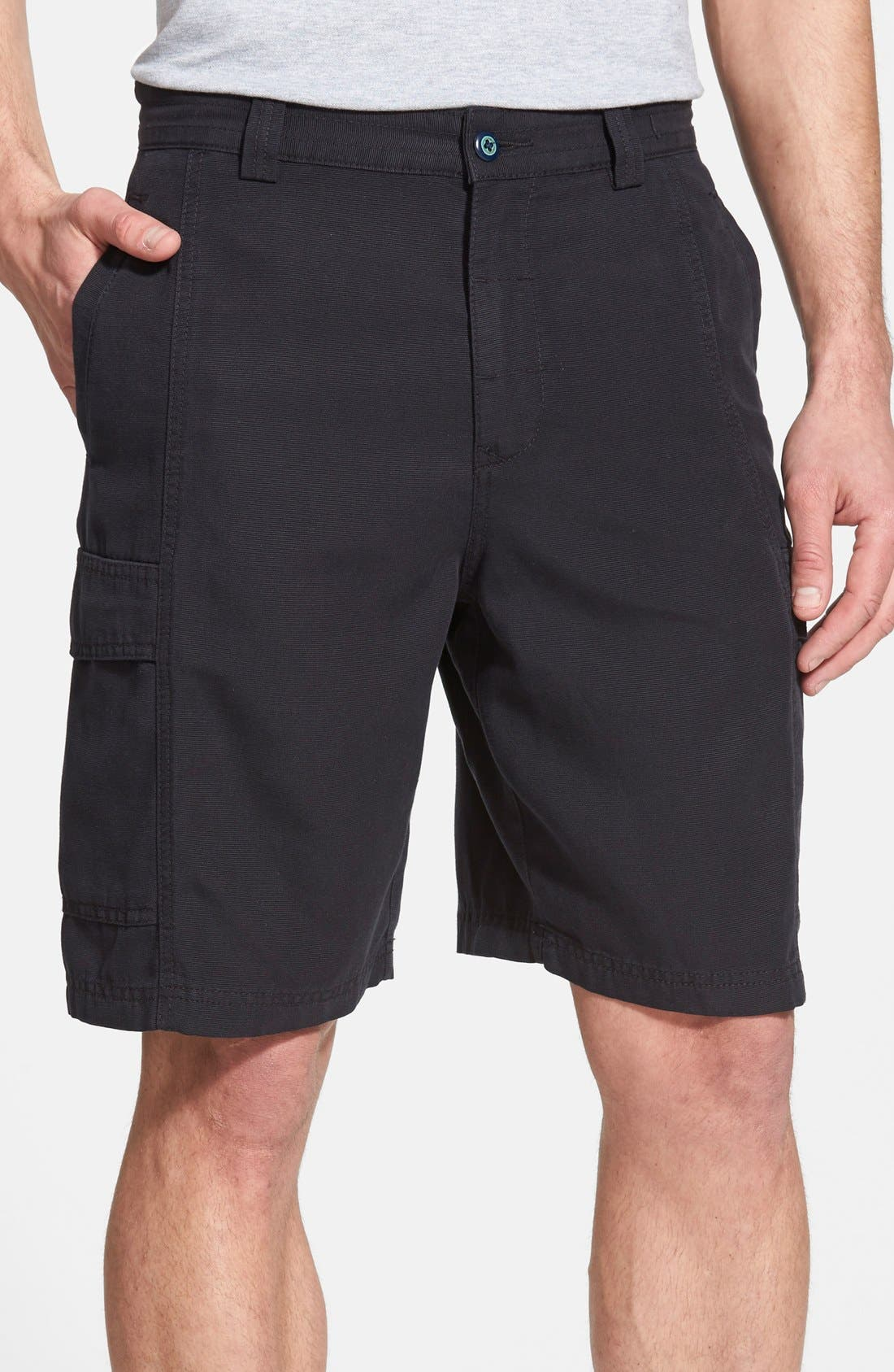 Tommy Bahama 'Key Grip' Relaxed Fit Cargo Shorts
