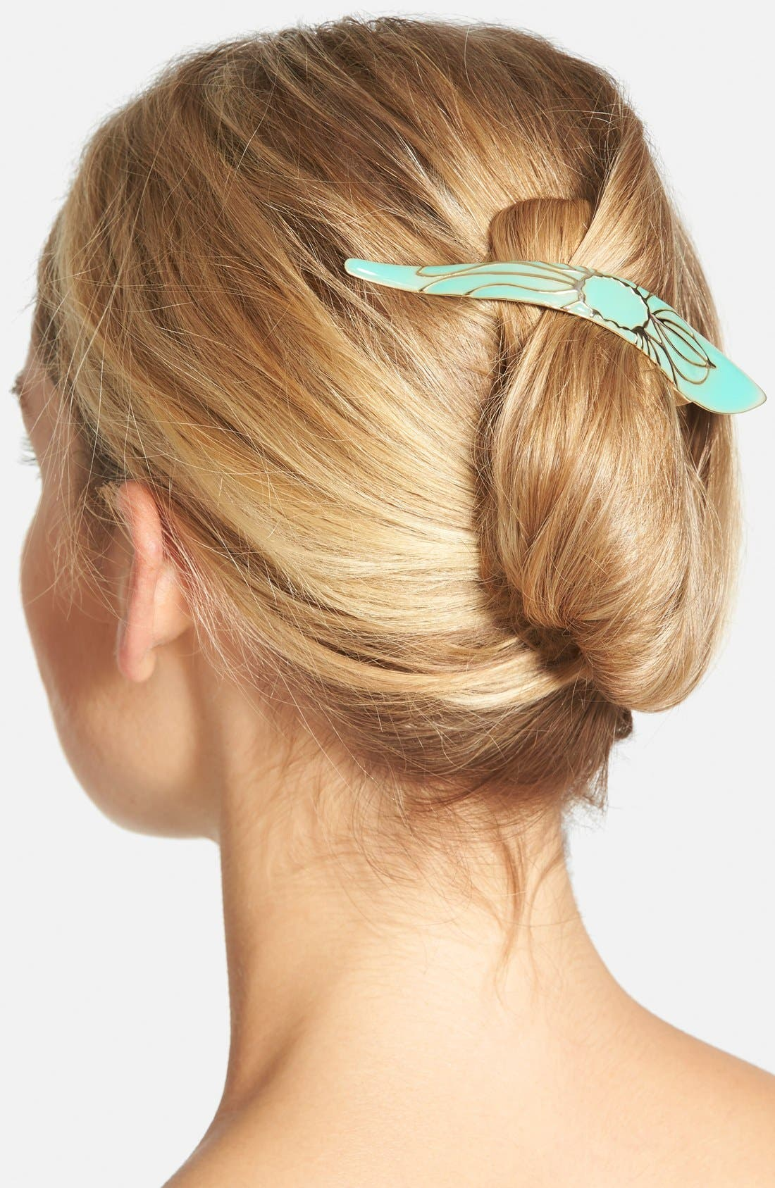 Alternate Image 1 Selected - Ficcare 'Maximus Lotus' Hair Clip