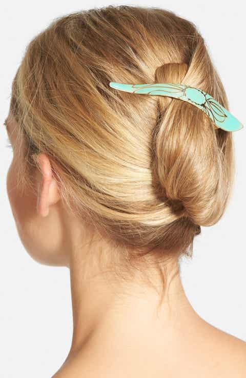 Ficcare 'Maximus Lotus' Hair Clip