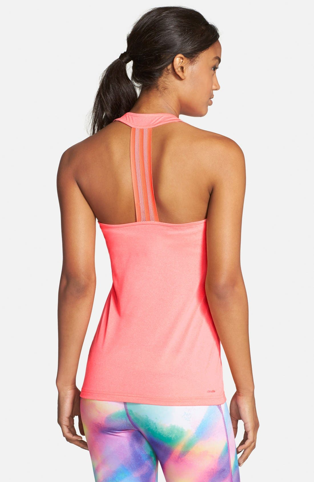 Alternate Image 2  - adidas 'Derby' T-Back Tank (Online Only)