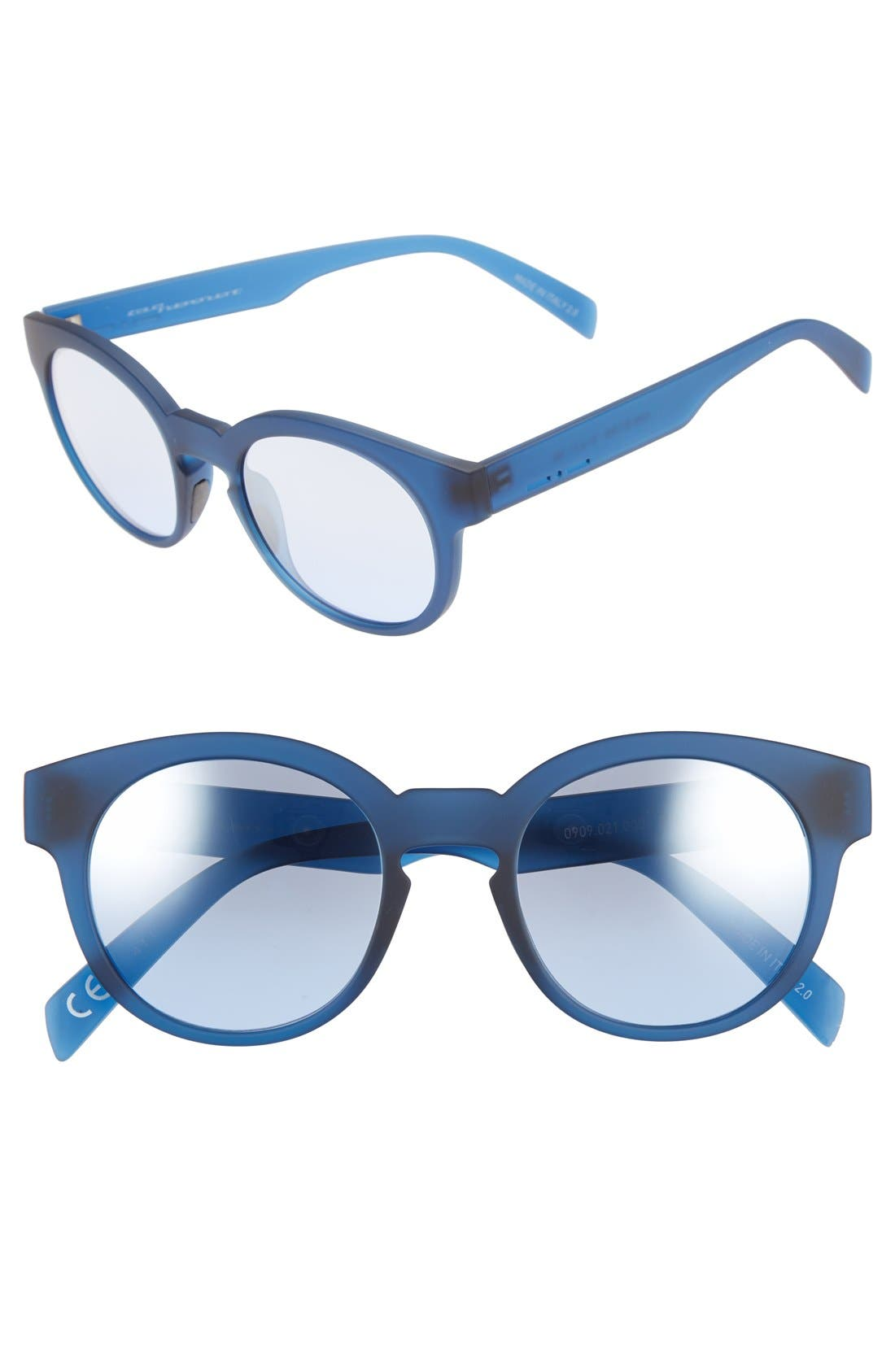 Alternate Image 1 Selected - Italia Independent 51mm Retro Sunglasses