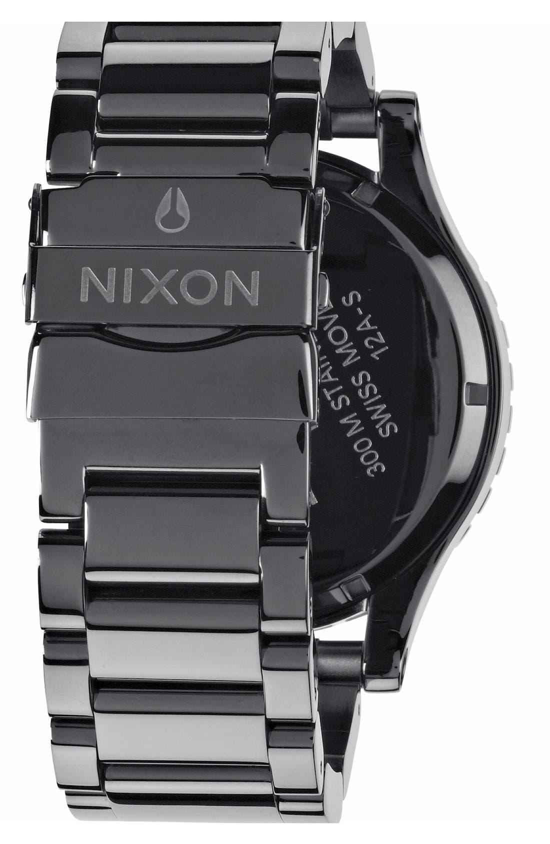 Alternate Image 3  - Nixon 'The 51-30' Bracelet Watch