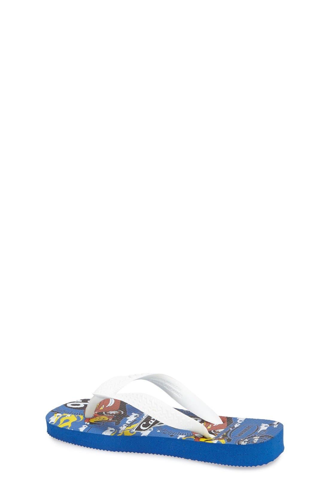 Alternate Image 2  - Havaianas 'Cars®' Flip Flops (Toddler, Little Kid & Big Kid)