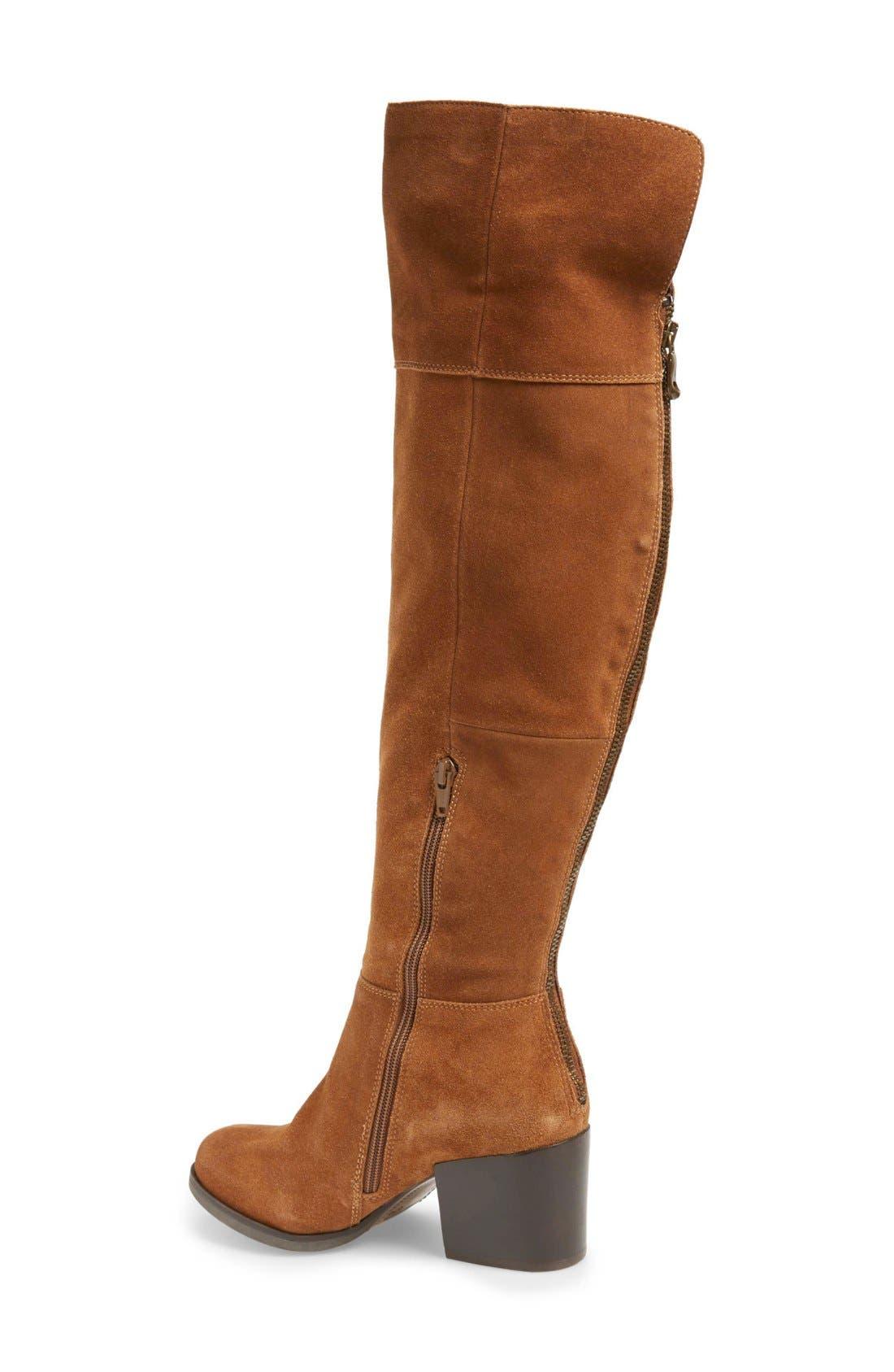 Alternate Image 2  - Steve Madden 'Orabela' Knee High Boot (Women)