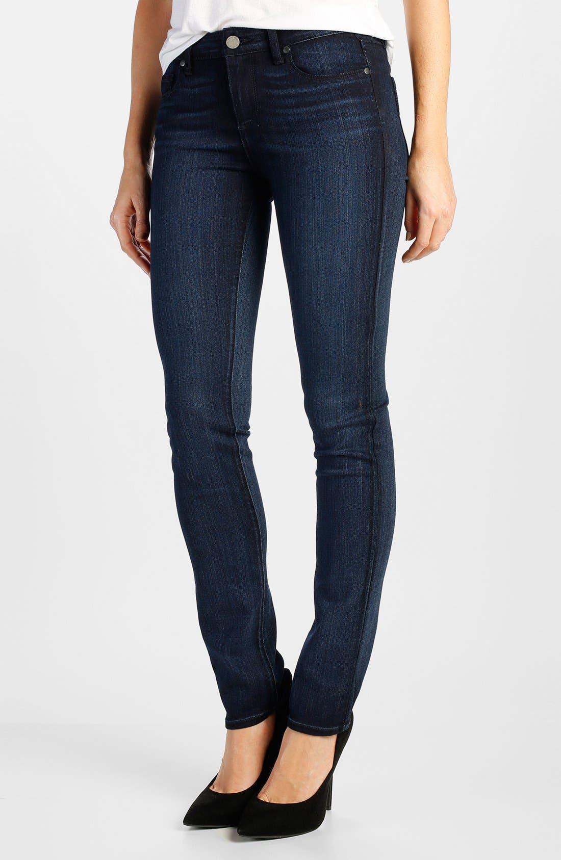 Main Image - Paige Denim 'Transcend - Skyline' Skinny Jeans (Georgie)
