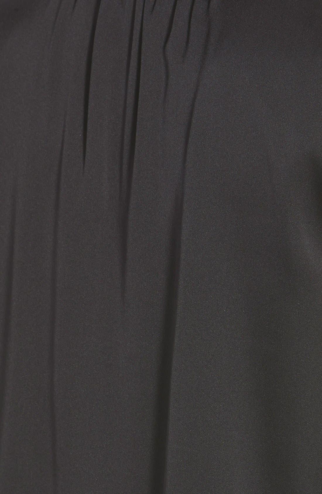 Alternate Image 3  - Elie Tahari 'Judith' Stretch Silk Shell
