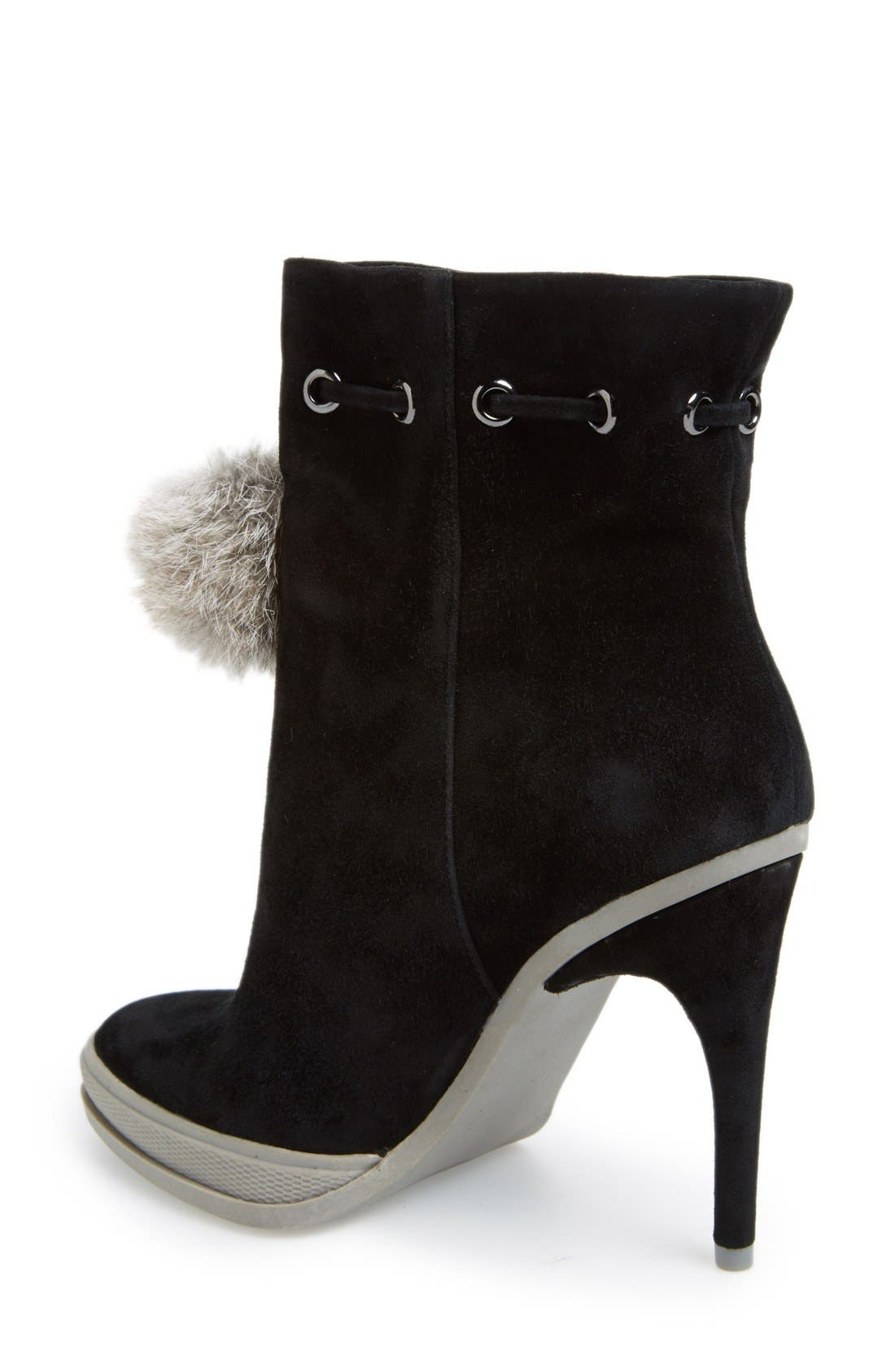 Alternate Image 2  - BCBGMAXAZRIA 'Perry' Ankle Bootie (Women)