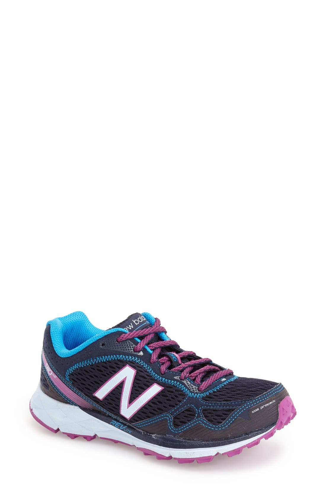 Alternate Image 1 Selected - New Balance '910' Trail Shoe (Women)