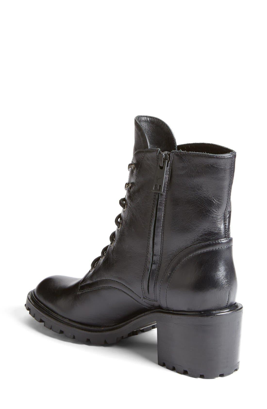 Alternate Image 2  - Joie 'Bridgette' Lace-Up Boot (Women)