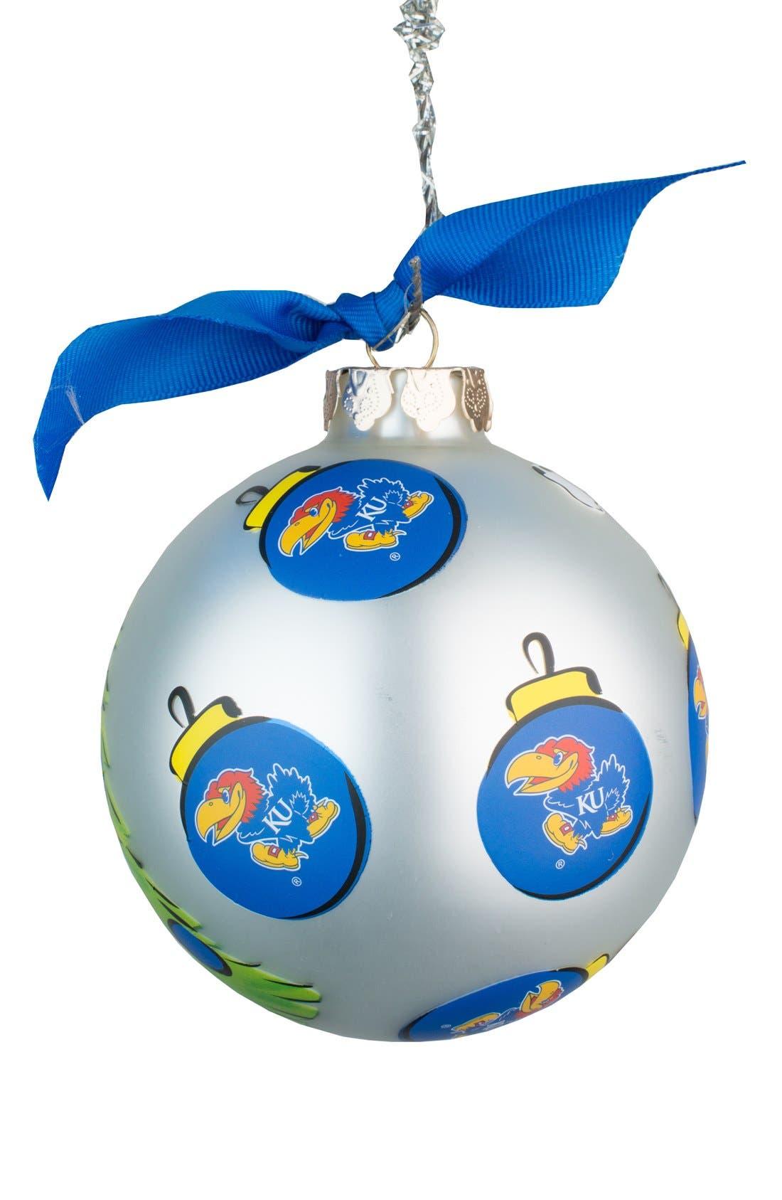 Alternate Image 2  - Glory Haus Collegiate Santa Ornament