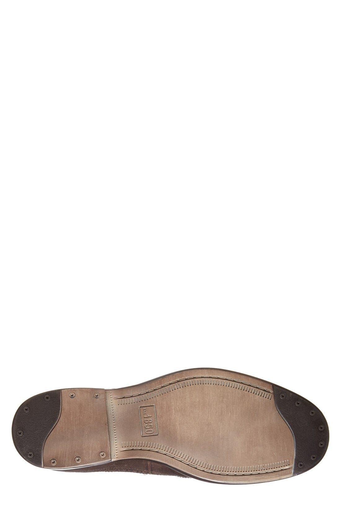 Alternate Image 4  - J&M 1850 'Decatur' Wingtip (Online Only)