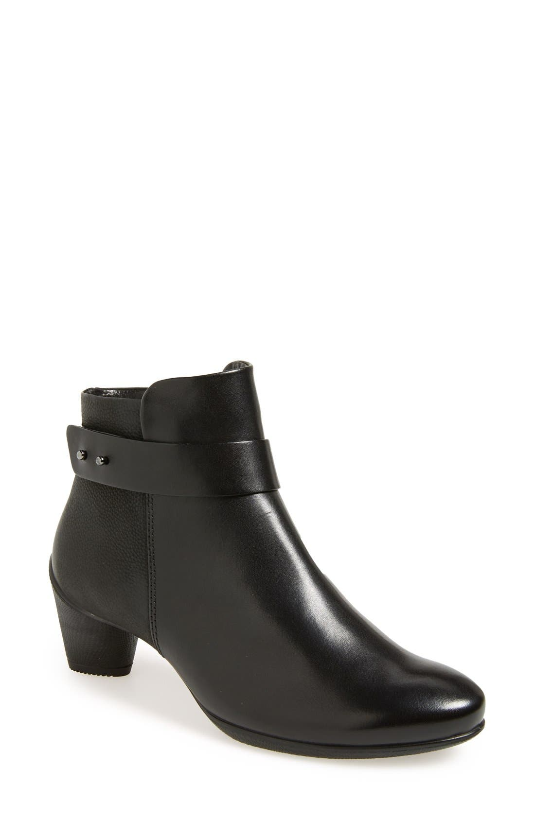ECCO 'Sculptured 45' Ankle Boot