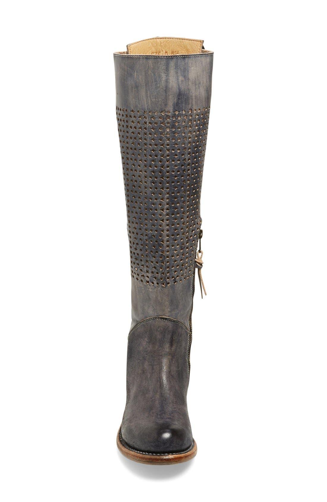 Alternate Image 3  - Bed Stu 'Cambridge' Knee High Leather Boot (Women)