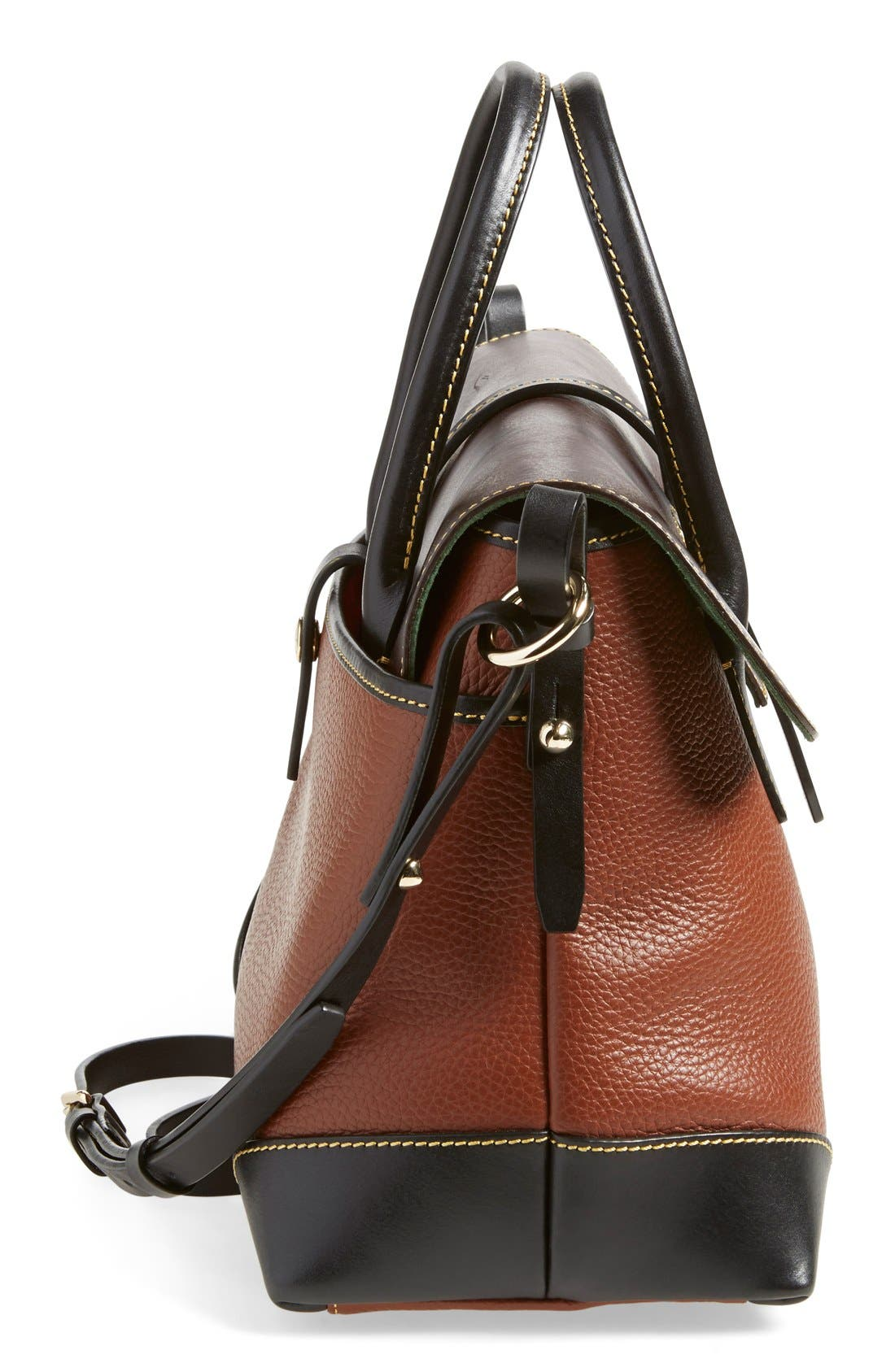 Alternate Image 5  - Dooney & Bourke 'Verona Large Elisa' Grained Leather Satchel