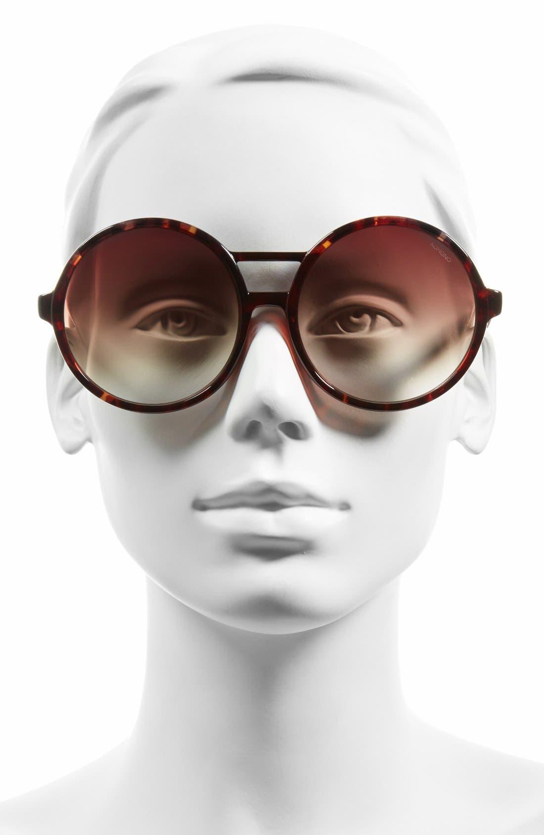 Alternate Image 2  - Komono 'Coco' 58mm Sunglasses