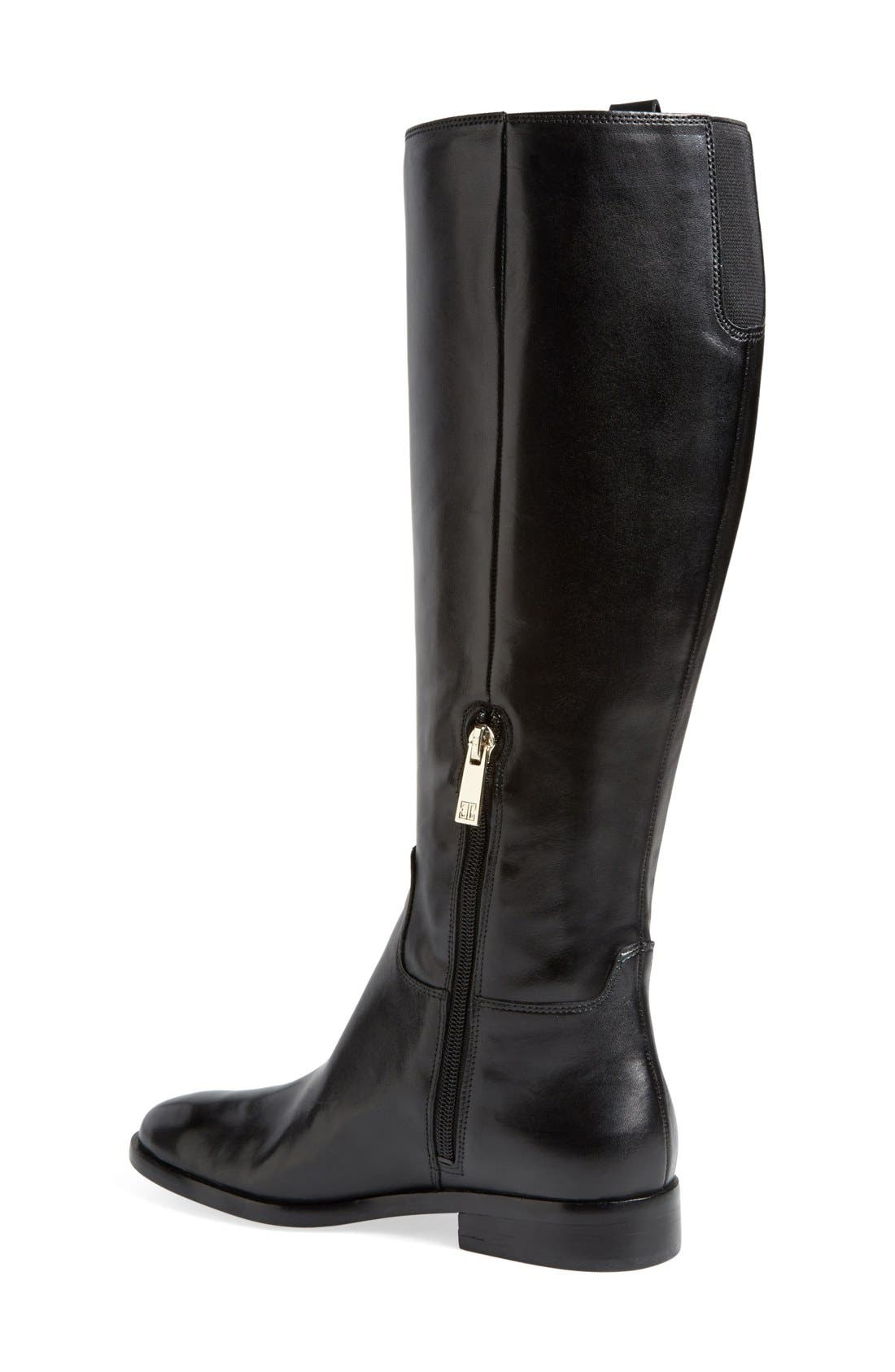 Alternate Image 2  - Ivanka Trump 'Addee' Tall Riding Boot (Women)