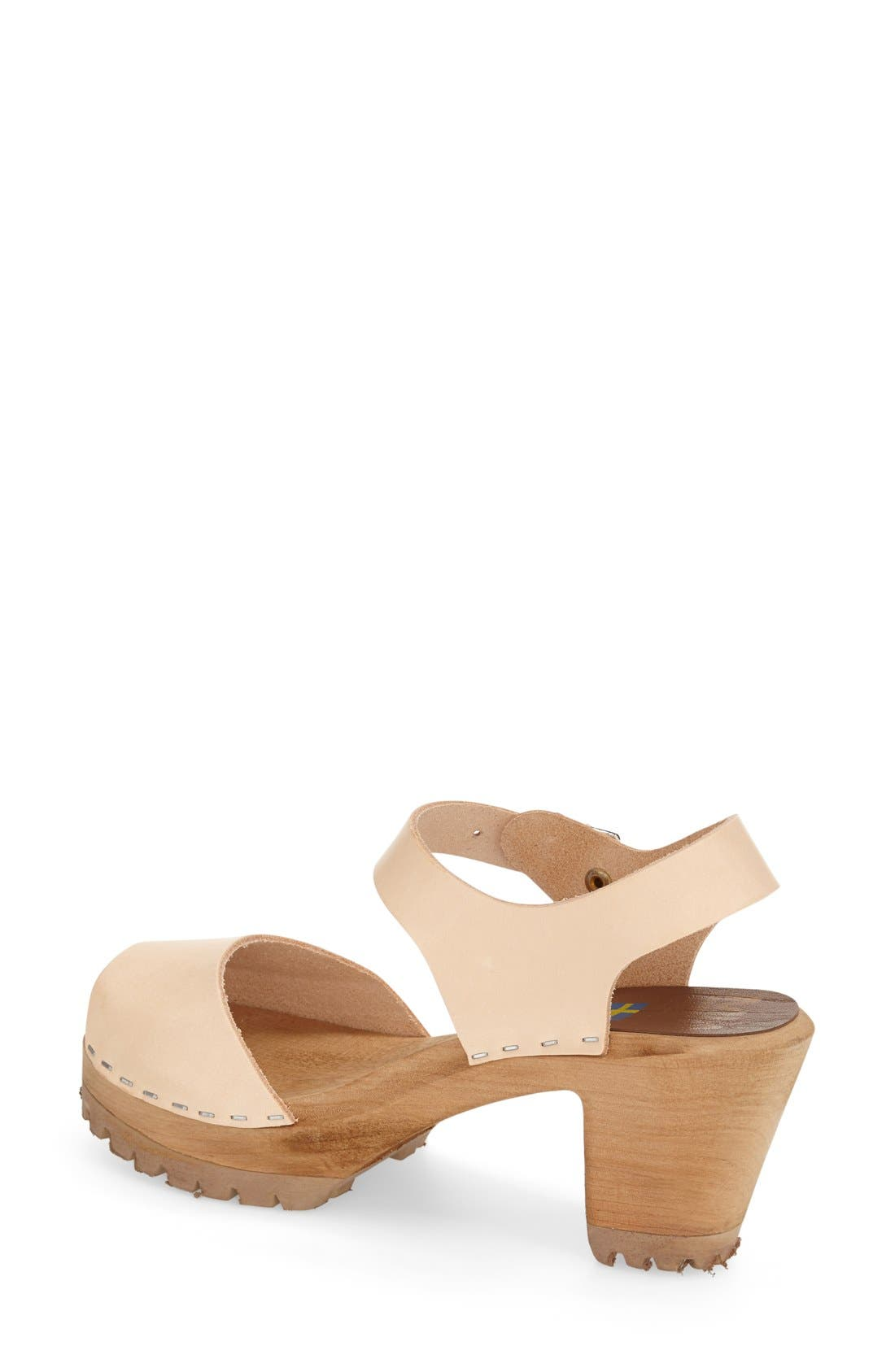 Alternate Image 2  - MIA 'Greta' Clog Sandal (Women)