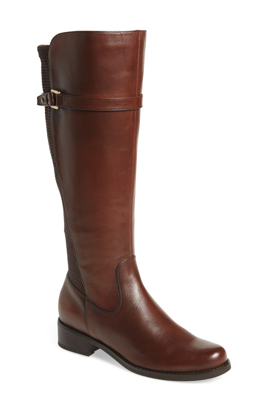 Alternate Image 1 Selected - Blondo'Viva' WaterproofTall Boot (Women)