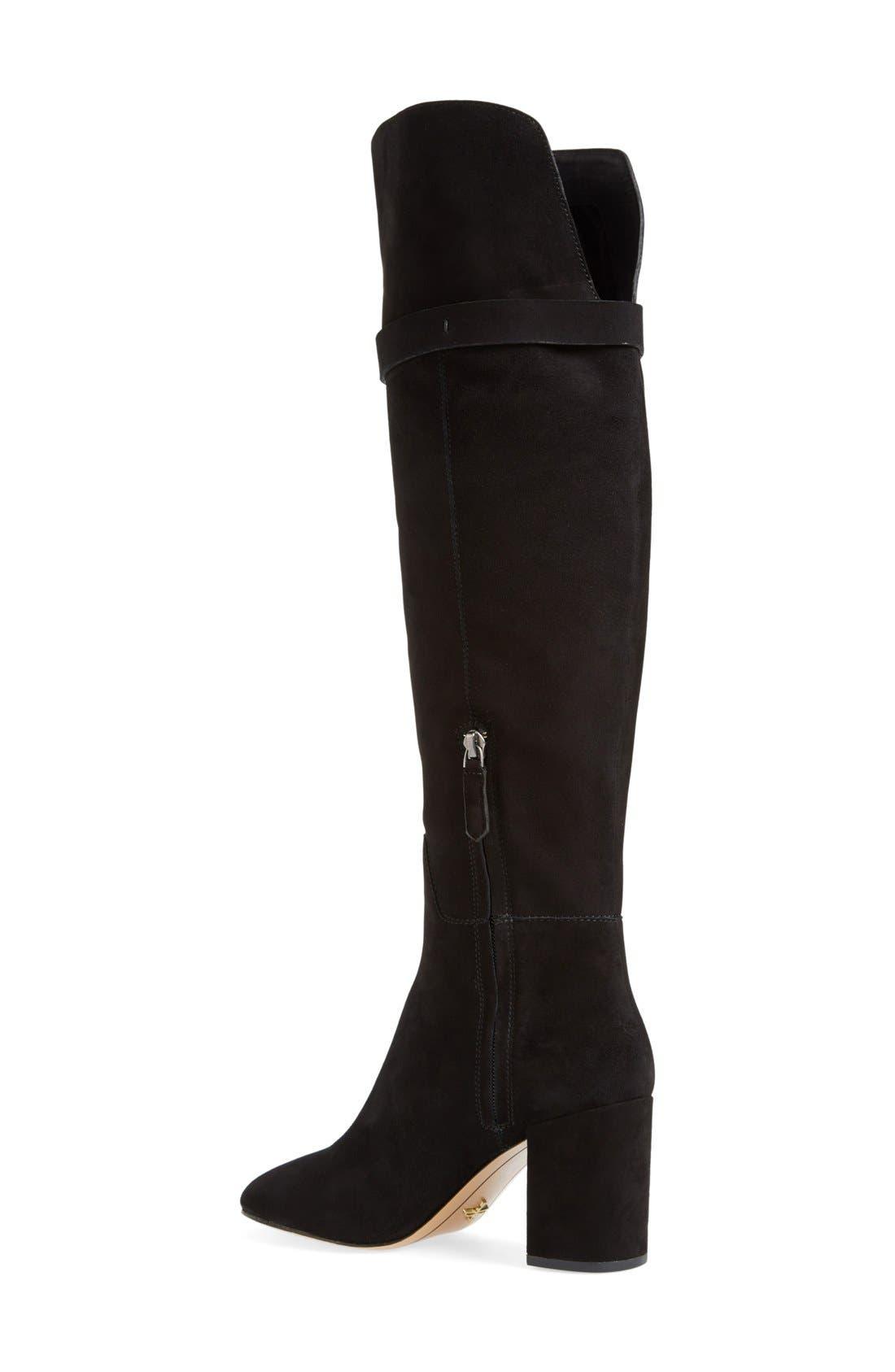 Alternate Image 2  - Pour la Victoire'Dania' Over the Knee Boot (Women)