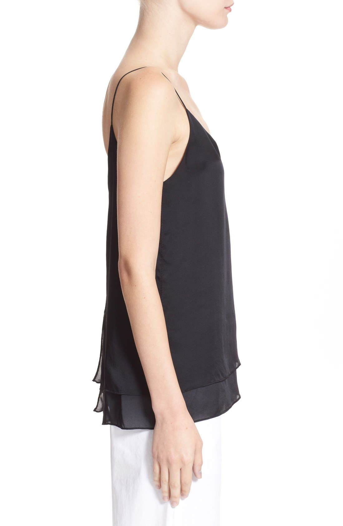 Alternate Image 3  - rag & bone 'Lora' Silk Camisole