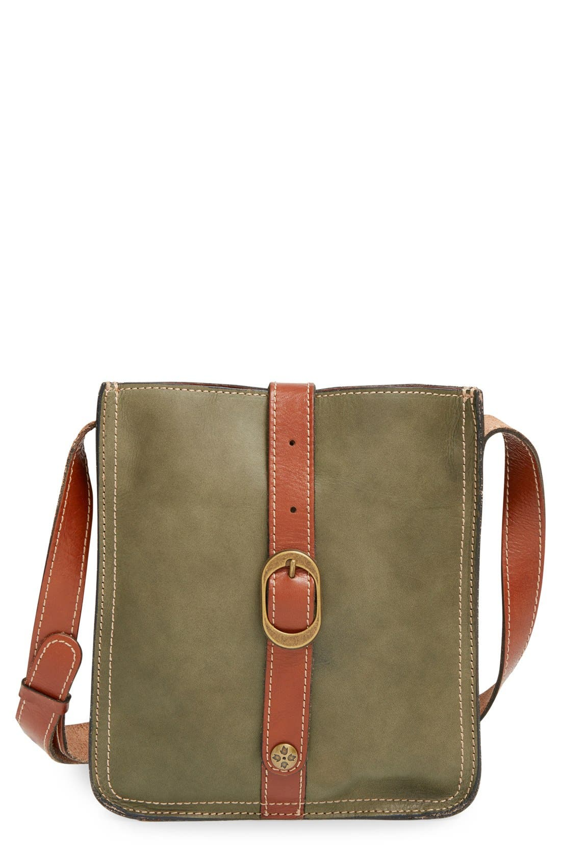 Alternate Image 1 Selected - Patricia Nash 'Venezia' Leather Pouch