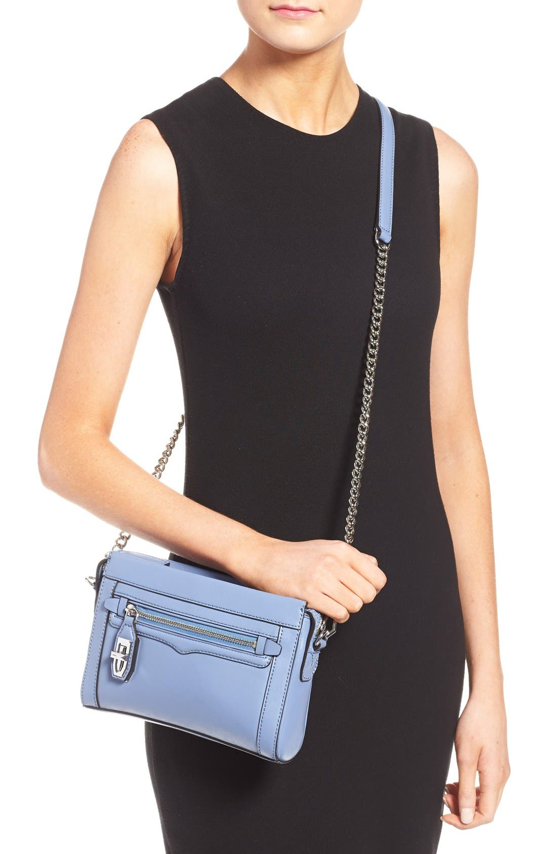 Alternate Image 2  - Rebecca Minkoff 'Mini Crosby' Crossbody Bag