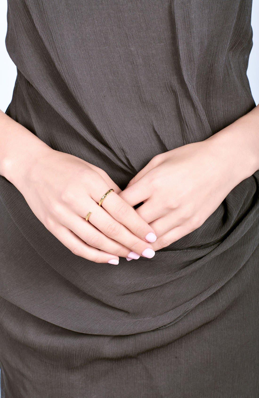 Alternate Image 4  - gorjana 'Amanda' Two-Finger Ring