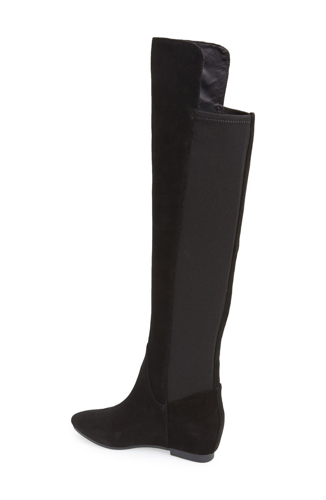 Alternate Image 2  - Nine West 'Tiberia' Over the Knee Boot (Women)