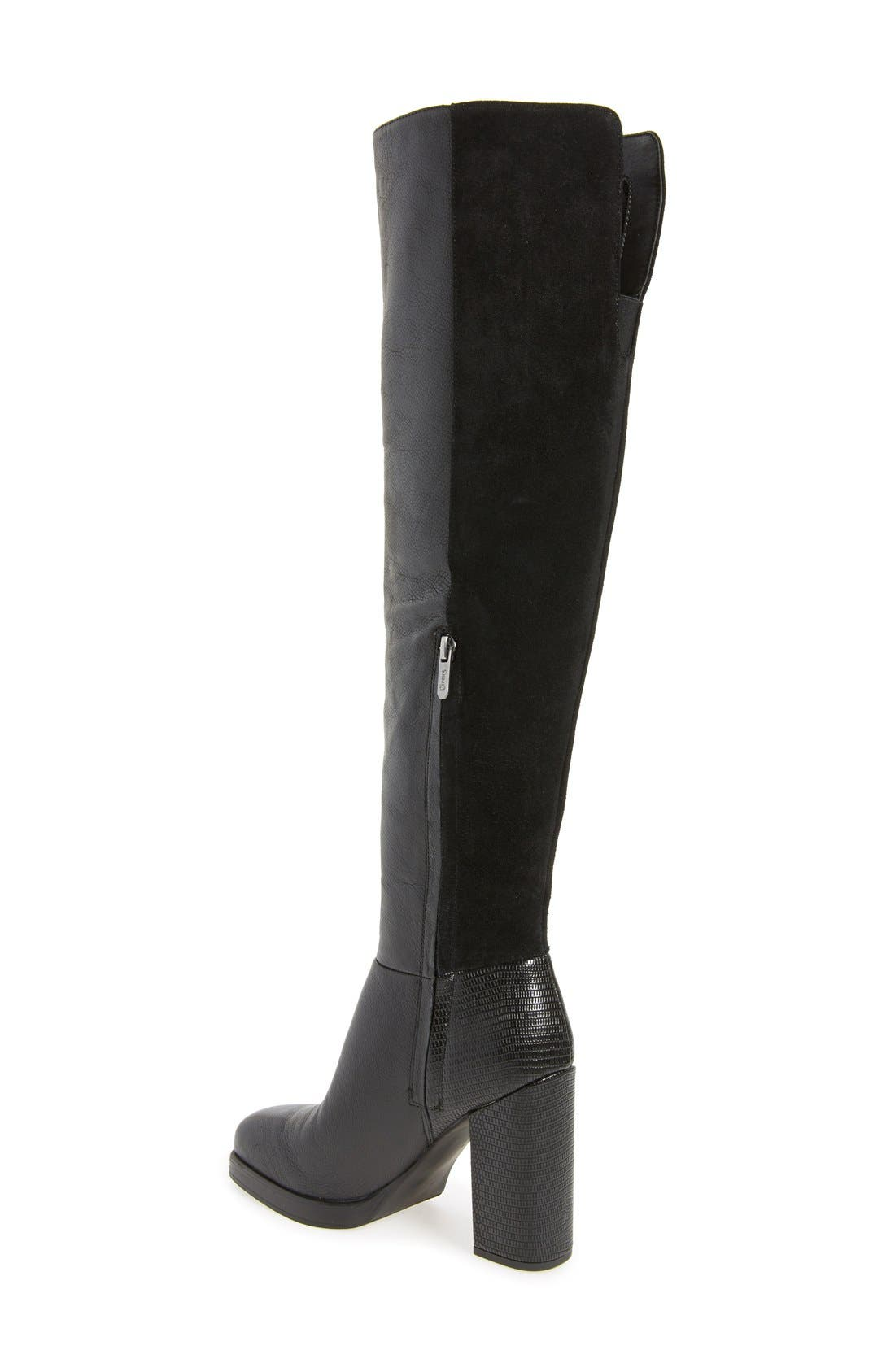 Alternate Image 2  - Circus by Sam Edelman'Howell' Over the Knee Boot (Women)