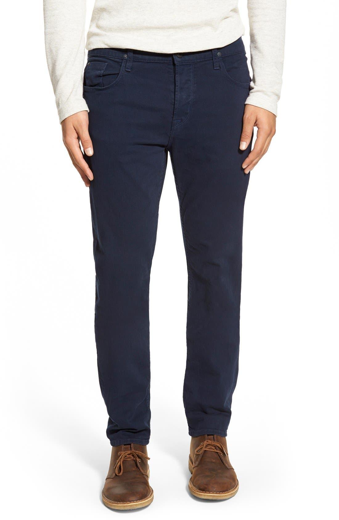 Hudson Jeans Blake Slim Fit Jeans (Covert Blue)