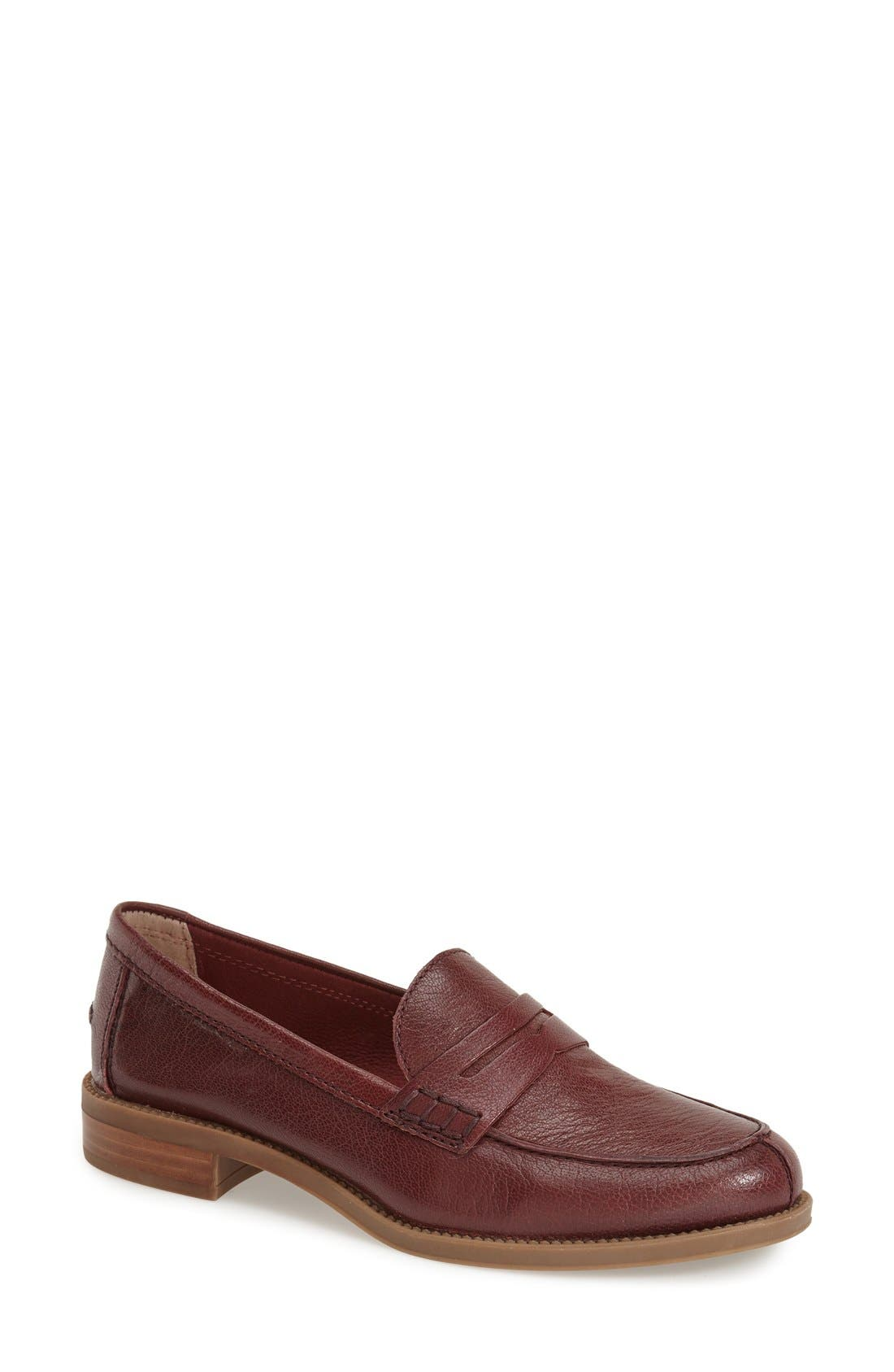 Alternate Image 1 Selected - Franco Sarto 'Tyce' Loafer (Women)