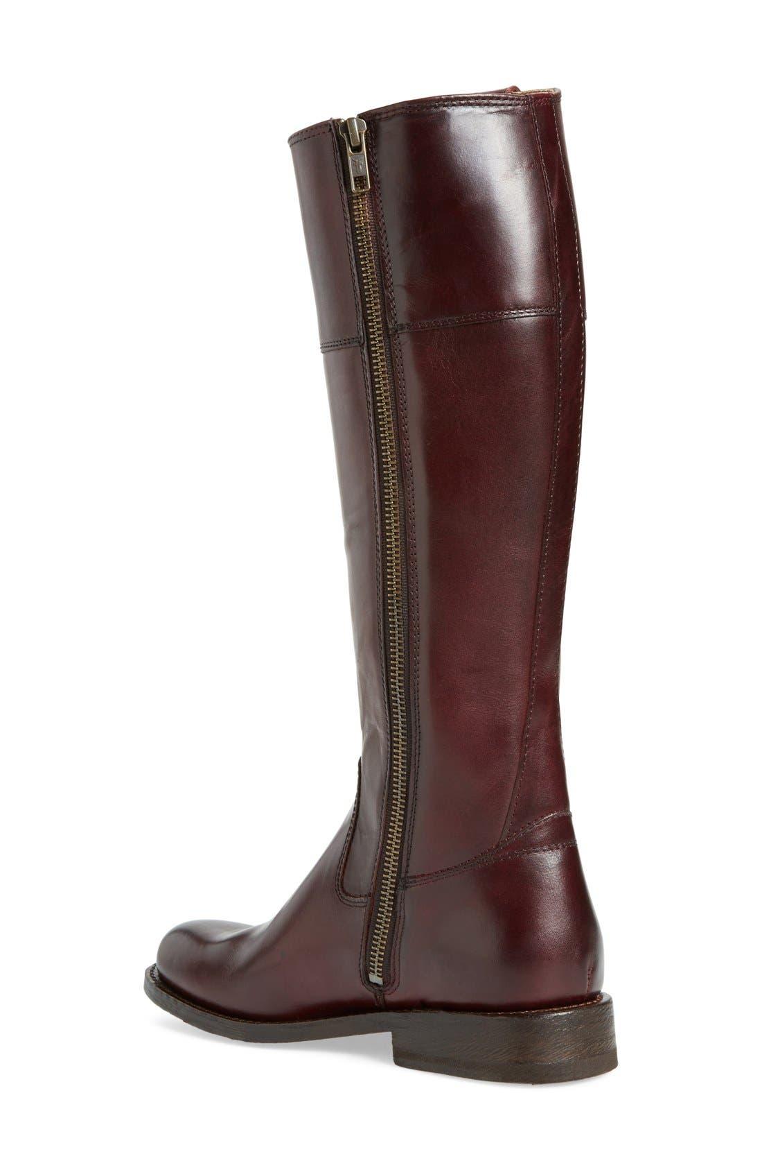 Alternate Image 2  - Frye'JaydenButton' Tall Boot (Women)