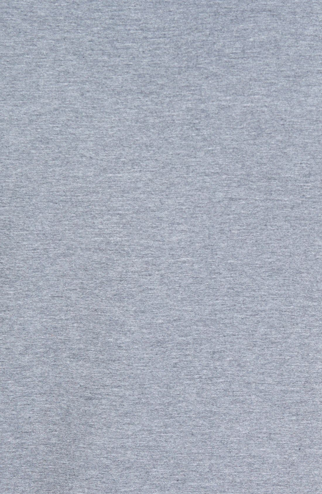 Alternate Image 4  - Derek Rose 'Marlowe' Stretch Modal T-Shirt