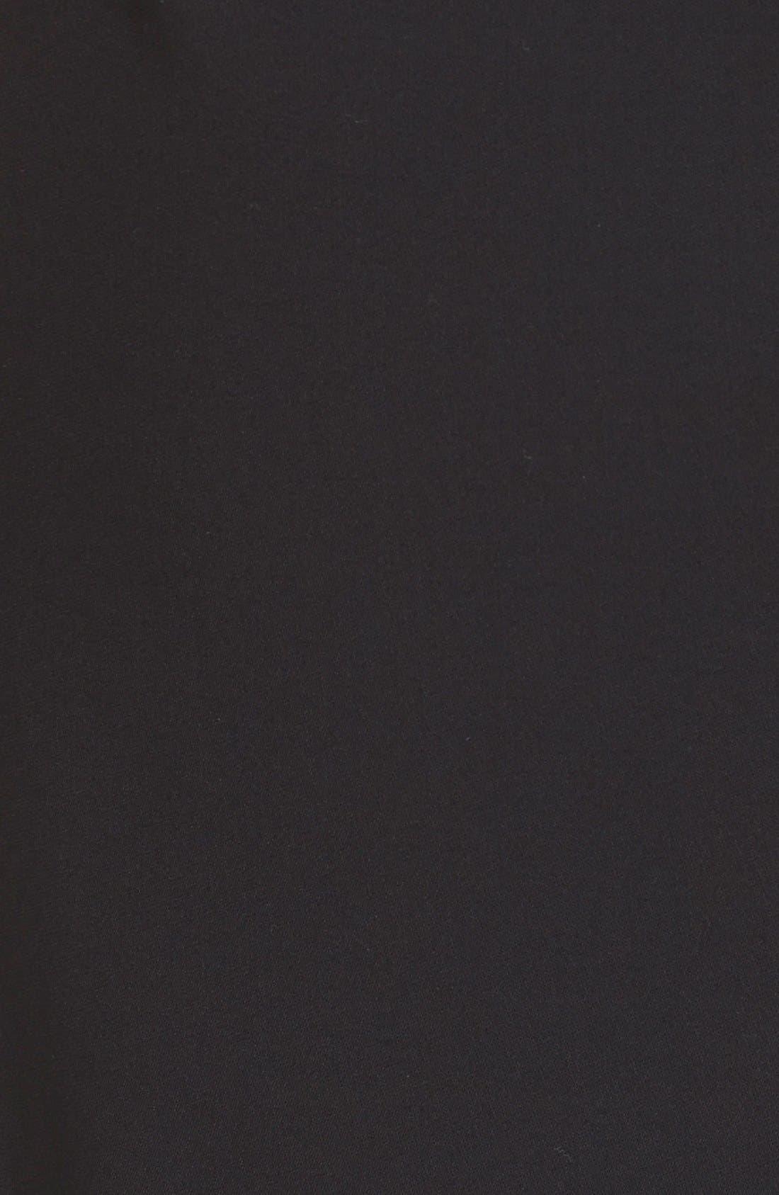 Alternate Image 3  - Armani Collezioni Featherweight Wool Pencil Skirt