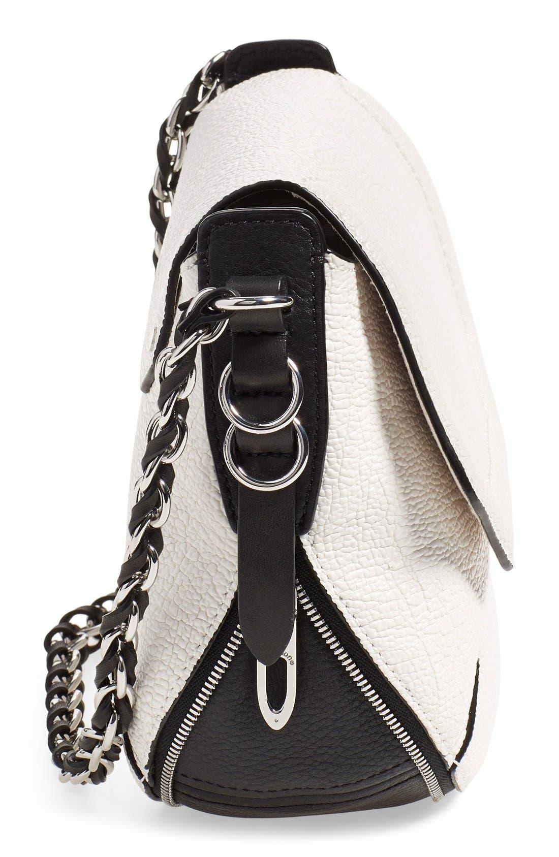 Alternate Image 4  - rag & bone 'Mini Bradbury' Leather Hobo