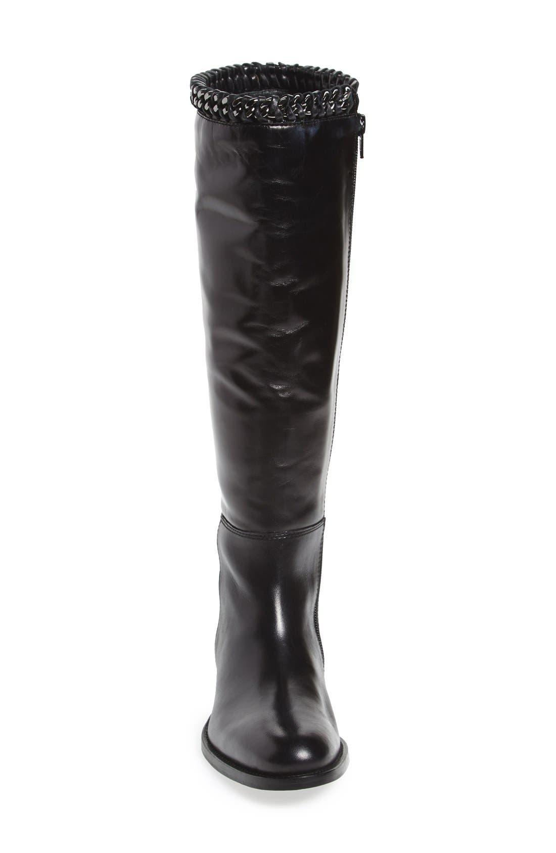 Alternate Image 3  - Johnston & Murphy 'Sari' Knee High Boot (Women)