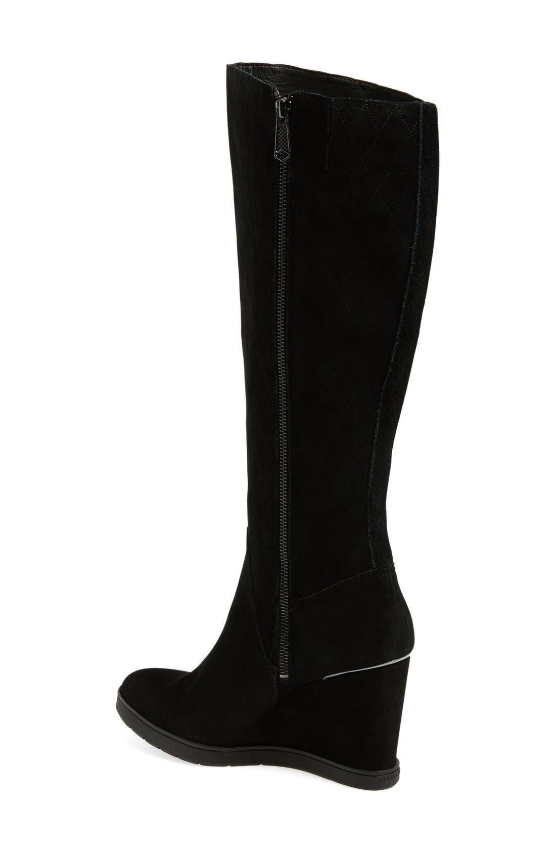 Alternate Image 2  - Donald J Pliner 'Cadi' Wedge Boot (Women)