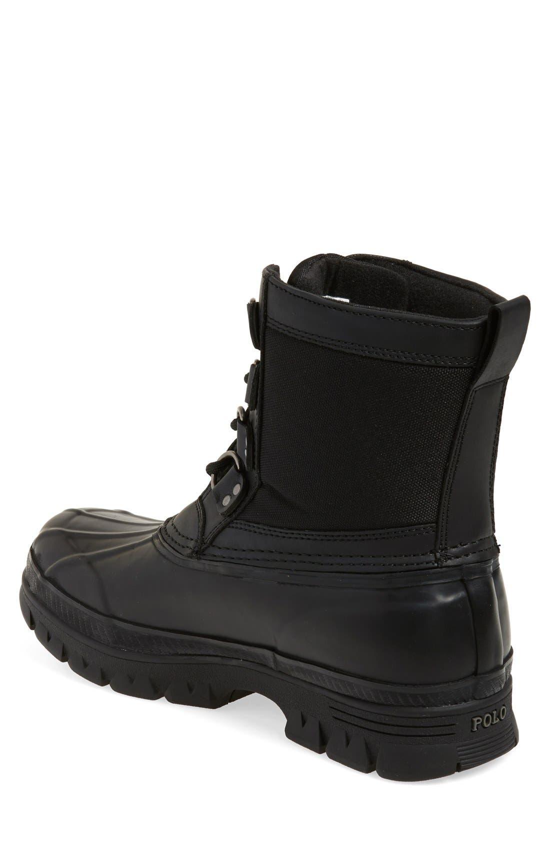 Alternate Image 2  - Polo Ralph Lauren 'Crestwick' Tall Boot