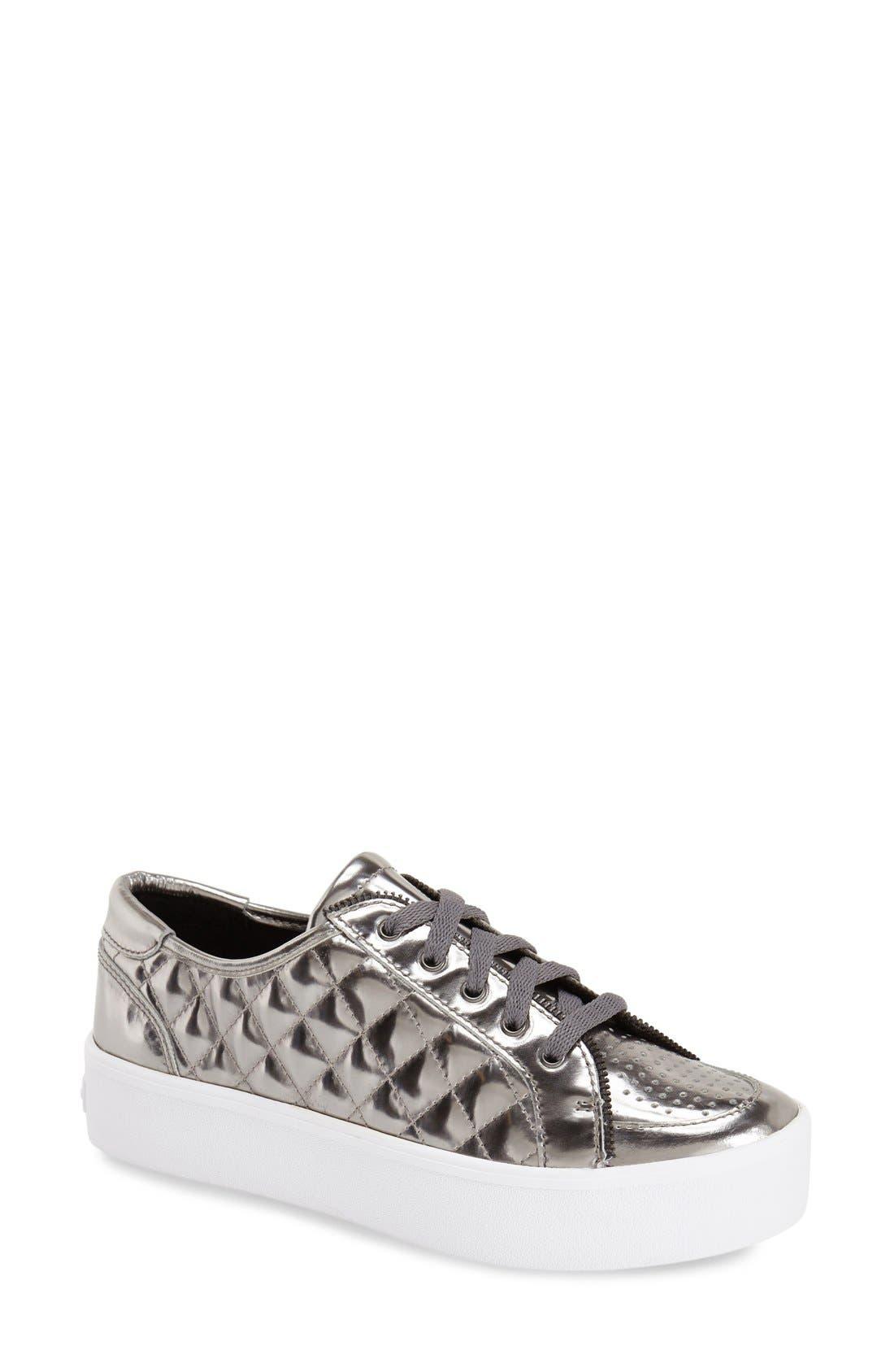 Alternate Image 1 Selected - Rebecca Minkoff 'Sandra' Platform Sneaker (Women)