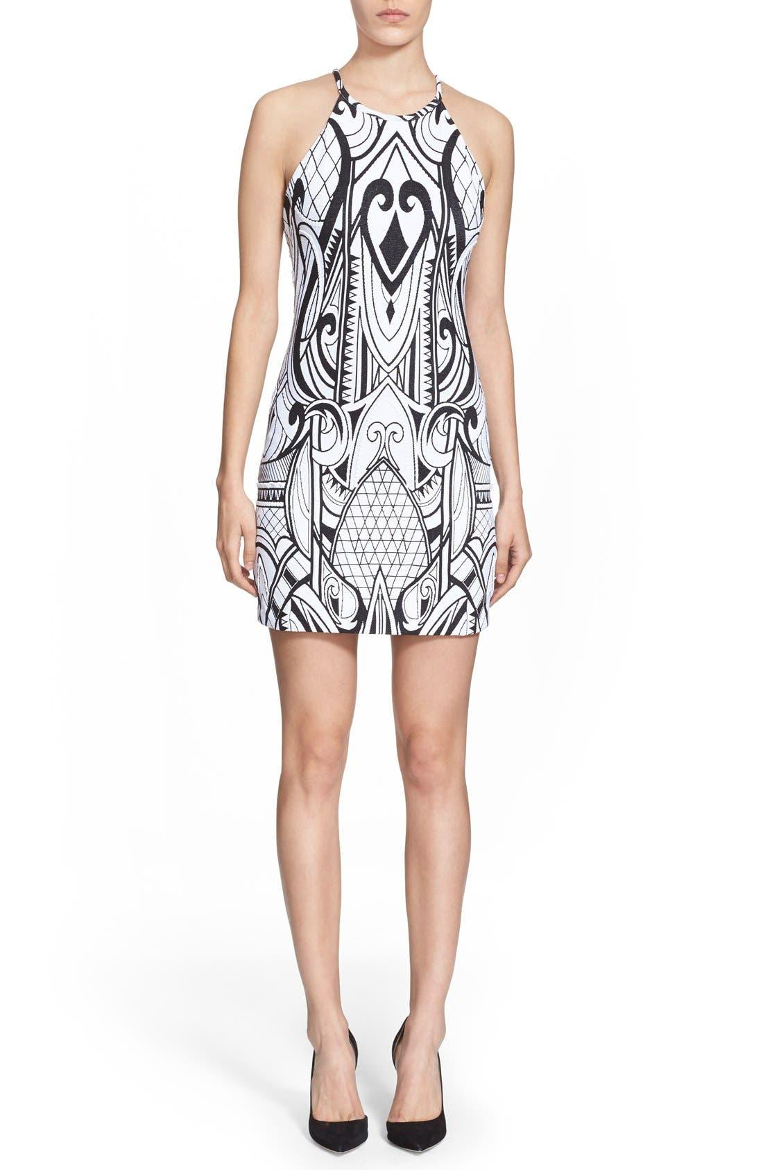 Main Image - Parker 'Jaden' Knit Sheath Dress